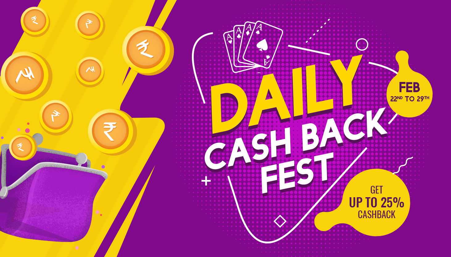 Daily Cashback Rewards