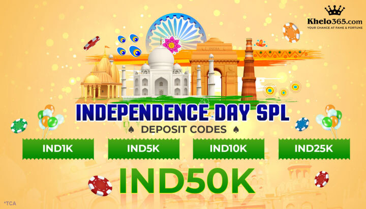 Independence Day SPL Deposit Offers