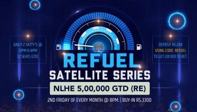 Refuel Satellite Series