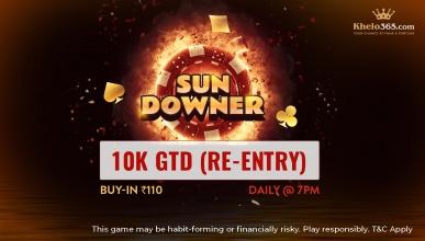 Sun Downer 10K